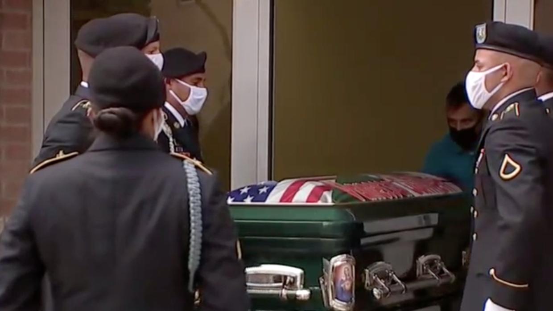 funeral de la soldado Vanessa Guillén en secundaria de Houston ...