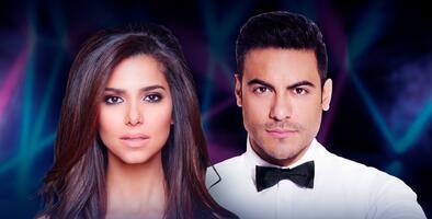 Roselyn Sánchez y Carlos Rivera serán los conductores de la 21a Entrega Anual del Latin GRAMMY