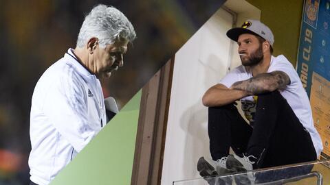 Que siempre no. Ricardo Ferretti descarta a André-Pierre Gignac