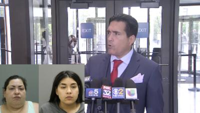La muerte del bebé de Marlen Ochoa ahora se considera homicidio y le niegan fianza a las presuntas asesinas