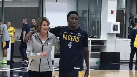 Pacers contratan a la primera asistente de gerente general de la NBA