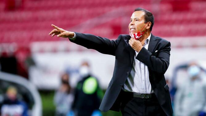 El 'Profe' Cruz admite que Chivas les dio un baile