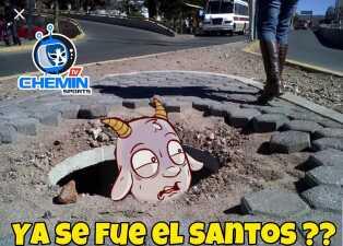 Memelogía: Se acabó el invicto para las Chivas del Guadalajara y ya les cargaron la mano