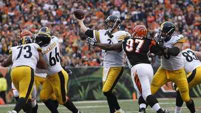 La guía más completa para seguir el Steelers vs. Bengals de Ronda de Comodines de la NFL