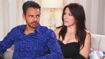 Eugenio Derbez y Alessandra Rosaldo hablan de los pleitos en su familia tras su reality show