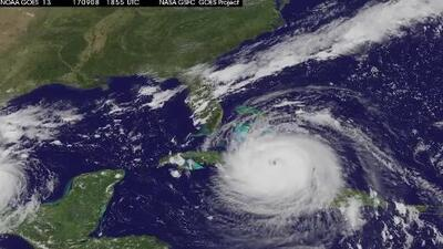 Weather roulette: why good forecasting and a bit of luck avoided a hurricane catastrophe in Florida