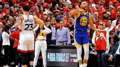 Análisis: ¿harakiri de los Raptors al perder en casa y alargar la Final ante los Warriors?