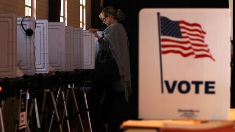 El voto latino, una oportunidad de trabajo para Jimmy Gómez