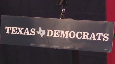 El Partido Demócrata celebra la alta participación electoral en las primarias de Texas