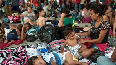 More than 90% of migrants from the first Central American 'caravan' passed asylum interview