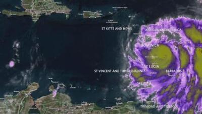 Estos son los nombres que tendrán los huracanes de 2019 (y ojalá no tengamos que recordar ninguno)