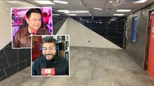 """""""Muy moderno"""": Raúl Brindis presume fotos de la remodelación del estudio"""
