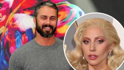 Taylor Kinney quiere volver con Lady Gaga