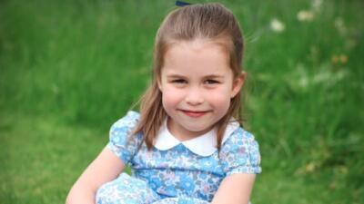 La 'fotógrafa' Kate Middleton sorprende nuevamente con tiernas fotos, ahora de la princesa Charlotte