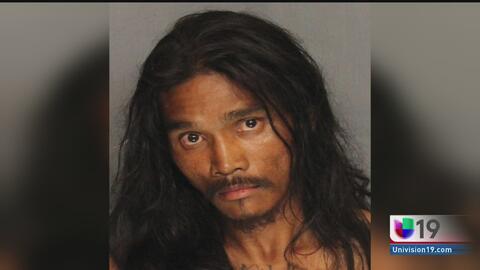 Arrestan a un hombre acusado de intentar robar un camión de bomberos en Stockton