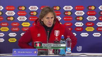 Ricardo Gareca: 'Me llevo mucha satisfacción'