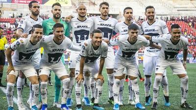 El sinuoso calendario de Pumas en la Liga MX