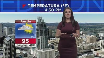 Austin tendrá una tarde de martes mayormente despejada