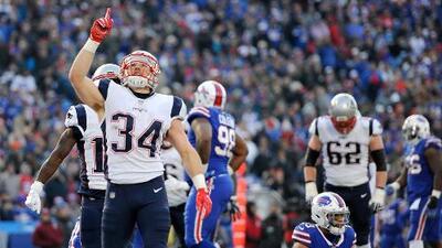 Patriots dominan a Bills y acumulan ocho victorias al hilo
