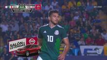 Henry Martin, el jugador del partido en el triunfo del 'Tri' sobre Costa Rica por 3-2