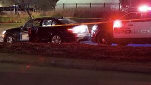 Presunto ladrón de automóvil resulta herido en tiroteo con la policía de Houston
