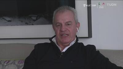 La misión del 'Vasco' Aguirre: que sus jugadores disfruten el futbol