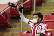 Chivas jugará sin público en el Estadio Akron la ida de Semifinales ante León