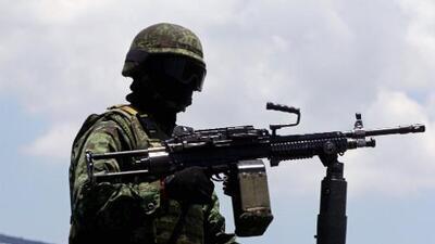 15 muertos deja un nuevo enfrentamiento entre militares y delincuentes en el sur de México