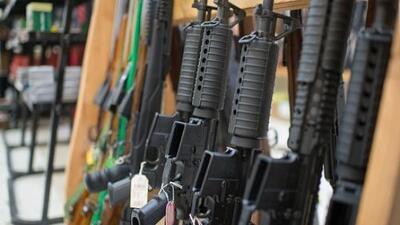 En 17 años el FBI autorizó más de 218 millones de permisos de portación de armas