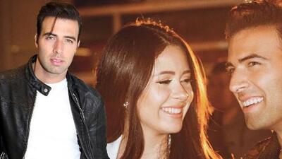 Jencarlos Canela confiesa que no hubo amor a primera vista con Miss Puerto Rico Danna Hernández