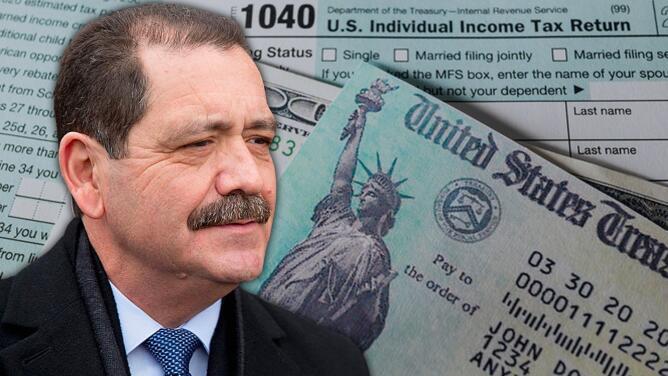 """""""Van haber demoras con los pagos de los créditos tributarios por hijo"""", reconoce congresista Chuy García"""
