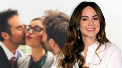 Camila Sodi asegura que no ve como una villana a Rubí, su nuevo personaje