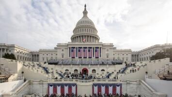 Sin desfiles y con muchos militares: así se prepara Washington DC para la posesión de Biden