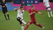Alemania se llena de dudas ante Dinamarca a días de la Euro