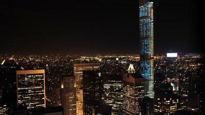 Una noche libre de aguaceros y con cielos despejados le espera a Nueva York este lunes