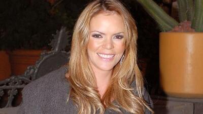 Aline Hernández explotó contra los productores de la película de Gloria Trevi