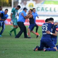 Motagua se consagró campeón del fútbol hondureño