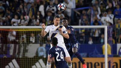 En fotos: Zlatan Ibrahimovic marcó un golazo, pero LA Galaxy cayó de nuevo en casa