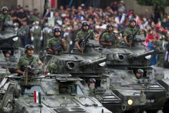Así celebra México 205 años de Independencia