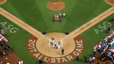 Todo listo en Washington para Home Run Derby 2018 del Juego de Estrellas