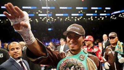 'Mikey' García le dio lecciones de boxeo a Adrien Broner