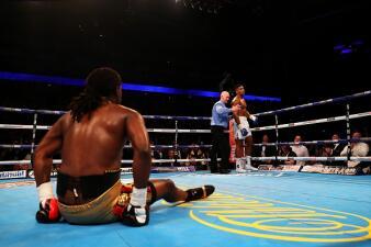 Anthony Joshua conquistó título pesado; Selby y McDonnell retuvieron cinturones