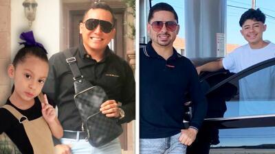 Se divorciaron de sus esposas pero no de sus hijos: Edwin Luna y Larry Hernández les dedican emotivos mensajes