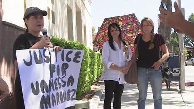 Familiares de actriz baleada por un policía de Pasadena exigen que se haga justicia en este caso