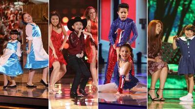 Pequeños Gigantes USA: Los mejores momentos de la sexta semana de competencia