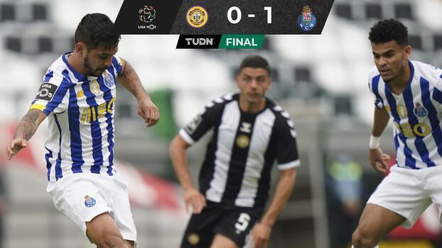 'Tecatito' Corona colabora con asistencia en triunfo del Porto