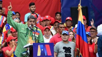 Opinión | Intentar entender a Maradona a muerte con Maduro