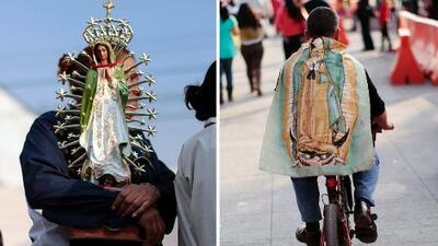 Los milagros de algunos de los millones de fieles que peregrinan para ver a la Virgen de Guadalupe