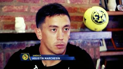 EXCLUSIVA | Para Marchesín, el América es el más grande pero le apunta a Argentina