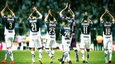 Monterrey domina el once ideal del fin de semana en la Liga MX